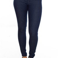 Wear Them and Pair Them Skinny Jeans - D Blue