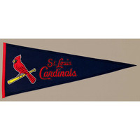St. Louis Cardinals MLB Traditions Pennant (13x32)