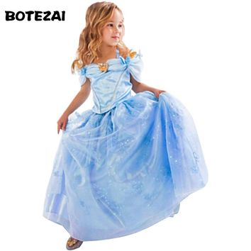 Cinderella Dress Costume