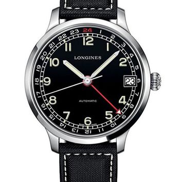 Longines Heritage Military 1938 Automatic Men's Watch L2.789.4.53.0