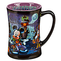 Mickey Mouse Mug - Halloween