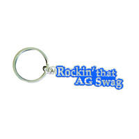 Ag Swag Key Ring