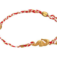 Alex and Ani Precious Thread Seahorse Bracelet Red/Silver - Zappos.com Free Shipping BOTH Ways