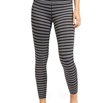 High Rise Heather Stripe Chaturanga™ Tight|athleta