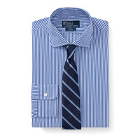 REGENT STRIPED DRESS SHIRT