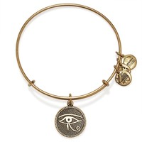 Eye Of Horus Charm Bangle
