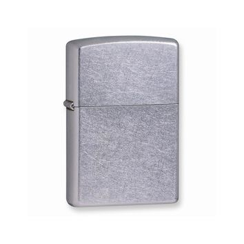 Zippo Classic Street Chrome Lighter - Engravable Personalized Gift Item