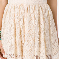 Darling Lace Skirt