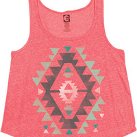 Billabong Women's Jamming Bowl Tank Top