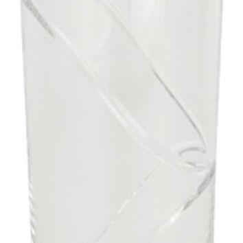 Baccarat Crystal Intangible Collection Small Circle Vase 2600753