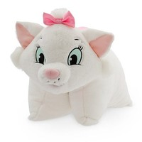 Disney Marie the Cat Pillow Pal Pet Plush Doll