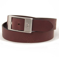 St. Louis Cardinals MLB Men's Embossed Leather Belt (Size 36)