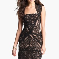 Women's Nicole Miller Lace Sheath Dress