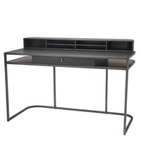 Charcoal Desk | Eichholtz Highland