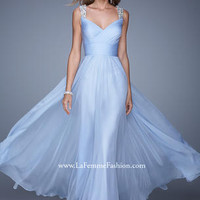 La Femme 20448 La Femme Prom Ideal Fashions: South Jersey: Special Occasion Boutique & Designer Dresses