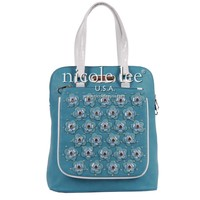 MAKENZIE FLORAL ENCRUSTED BEADS BACKPACK PURSE - NEW ARRIVALS