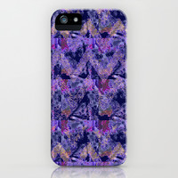 purple day iPhone & iPod Case by Marianna Tankelevich