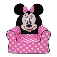 Marshmallow - Comfy Chair - Disney Jr. - Minnie Mouse