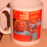 American Horror Story - Asylum 'The Name Game' Sister Jude Mug