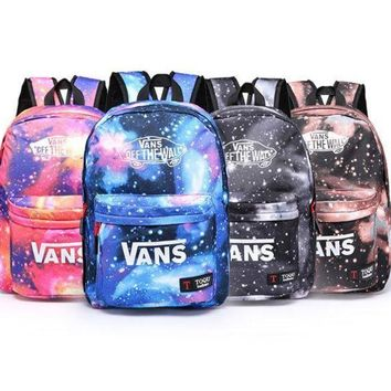 DCCKW2M VANS Trending Fashion Sport Laptop Bag Shoulder School Bag Backpack