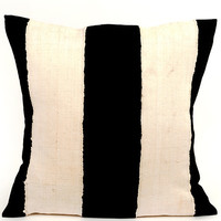 Malian Handmade Non-toxic Dye Natural Throw Pillows