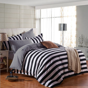 Bedding-set 4pcs Super King Size Bedding Sets Bed Sheets Duvet Cover Bedclothes Linen Colcha De Cama Bedspread No Comforter