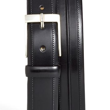 Men's Mezlan 'Parma' Leather Belt