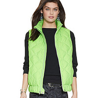 Polo Ralph Lauren Quilted Vest - Polo Black