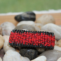 Texas Tech and Marcus HS Bracelet