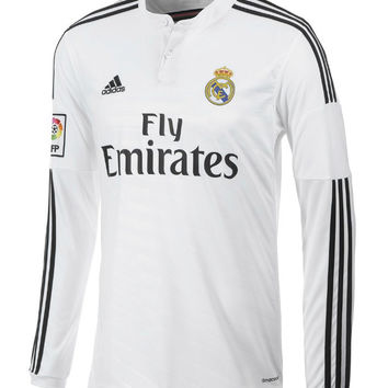 Real Madrid Jersey 2014-2015 with official names