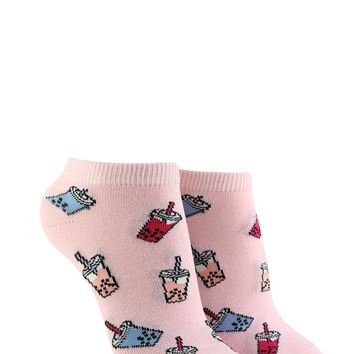 Boba Graphic Ankle Socks