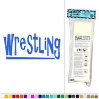 Wrestling - Sports Kids Wall Vinyl Art