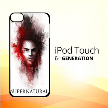 SUPERNATURAL PAINTING ART V1729 iPod Touch 6 Case