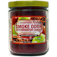 Cinnamon Apple Smoke Odor Candle