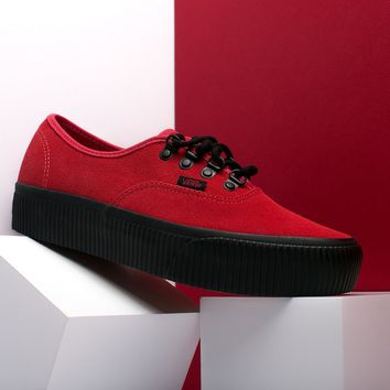 QIYIF VANS UA AUTHENTIC PLATFORM