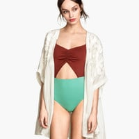 H&M Swimsuit $34.95