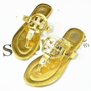 Tory Burch Women Fashion Sandal Slipper Shoes