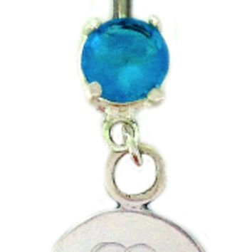 Monogrammed Belly Button Ring | Accessories | Marley Lilly