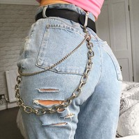 Chain Gang Denim