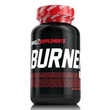SHREDZ Burner for Men- Burn Fat Increase Energy Best Way to Shed Pounds!
