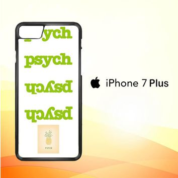 PSYCH 2 V1231 iPhone 7 Plus Case