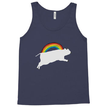 27. flying cow 016 Tank Top