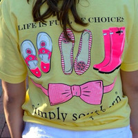 Simply Southern Tee