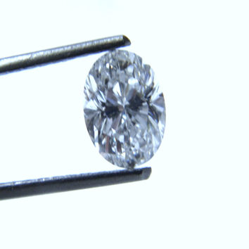 5.05ct ct G-IF Loose Diamond Oval 900,000 GIA certified JEWELFORME BLUE