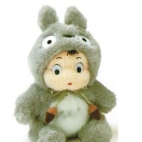 "My Neighbor Totoro plush costume Mei Chan ""-big Totoro M q toy Studio Ghibli anime and anime stuffed animal movie next and next to the tuna stuffed stuffed Totoro Mei Chan Studio Ghibli My Neighbor Totoro?"