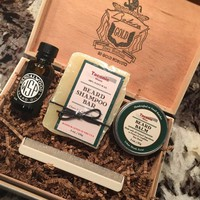 Landon - Complete Beard Cleaning and Nourishment Beard Kit