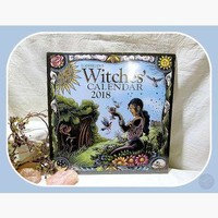 2018 Witches' Calendar