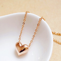 Beautiful Heart Necklace