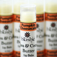 Lip Balm, Pumpkin Cheesecake