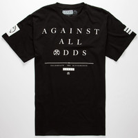 CIVIL Against All Odds Mens T-Shirt | Graphic Tees